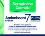 Acheter Somatoline Cosmetic Amaincissant 7 Nuits Crème 400ml à AYGUESVIVES
