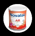 Novalac Ar 2 Lait En Poudre Antirégurgitation 2ème âge B/800g à AYGUESVIVES