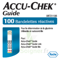 Accu-chek Guide Bandelettes 2 X 50 Bandelettes à AYGUESVIVES