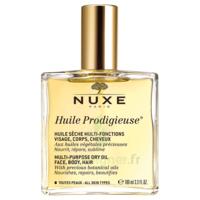 Huile prodigieuse®- huile sèche multi-fonctions visage, corps, cheveux100ml à AYGUESVIVES