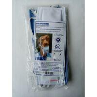 Masque De Protection En Tissu Réutilisable B/2 à AYGUESVIVES