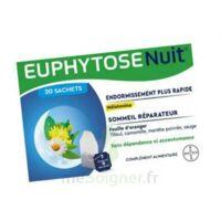 Euphytosenuit Tisane 20 Sachets à AYGUESVIVES