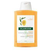 Klorane Beurre De Mangue Shampooing Cheveux Secs 200ml à AYGUESVIVES