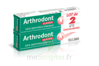 Pierre Fabre Oral Care Arthrodont Dentifrice Classic Lot De 2 75ml à AYGUESVIVES