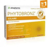 Phytobronz Solaire Caps Tous Types De Peaux B/30 à AYGUESVIVES