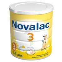 Novalac 3 Lait De Croissance B/800g à AYGUESVIVES