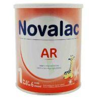 Novalac Ar 0-6 Mois Lait En Poudre Antirégurgitation B/800g à AYGUESVIVES