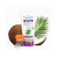 Puressentiel Anti-poux Shampooing Masque Traitant 2 En 1 Anti-poux Avec Peigne - 150 Ml à AYGUESVIVES