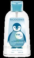 Abcderm H2o Solution Sans Rinçage Nettoyante Bébé Fl Pompe/1l à AYGUESVIVES