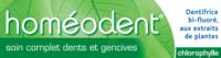Boiron Homéodent Soin Complet Dents Et Gencives Pâte Dentifrice Chlorophylle T/75ml