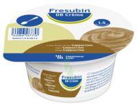 Fresubin Db Creme Nutriment Cappuccino 4pots/200g à AYGUESVIVES