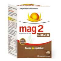 Mag 2 Cacao, Fl 60 à AYGUESVIVES
