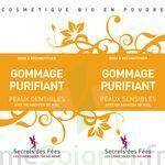 Secrets Des Fées Gommage Purifiant Peaux Sensibles à AYGUESVIVES