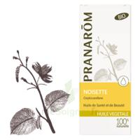 PRANAROM Huile végétale bio Noisette 50ml à AYGUESVIVES