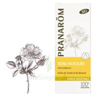 Pranarom Huile Végétale Rose Musquée 50ml à AYGUESVIVES