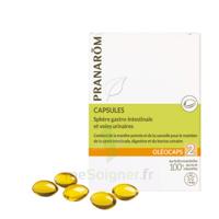 Pranarom Oleocaps 2 Caps Confort Gastro-intestinal à AYGUESVIVES