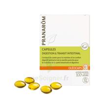 Pranarom Oleocaps 3 Caps Digestion & Transit Intestinal