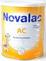 Novalac Ac 1 Lait En Poudre B/800g à AYGUESVIVES