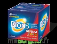 Bion 3 Défense Junior Comprimés à Croquer Framboise B/30 à AYGUESVIVES