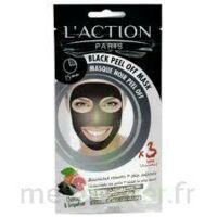 L'action Masque Au Charbon