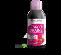 Turbodraine Solution Buvable Framboise 2*500ml à AYGUESVIVES