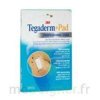 Tegaderm + Pad, 9 Cm X 15 Cm , Bt 5 à AYGUESVIVES