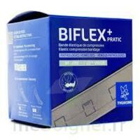 Biflex 16 Pratic Bande contention légère chair 8cmx4m à AYGUESVIVES