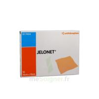 Jelonet, 10 Cm X 10 Cm , Bt 10 à AYGUESVIVES