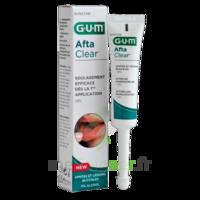 Gum Aftaclear Gel aphtes lésions buccales 10ml à AYGUESVIVES