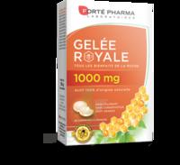 Forte Pharma Gelée Royale 1000 Mg Comprimé à Croquer B/20 à AYGUESVIVES