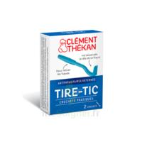 Clément Thékan Tire Tic Crochet B/2 à AYGUESVIVES