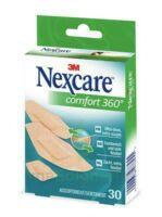 Nexcare Comfort 360° Pansement Assortiment B/30 à AYGUESVIVES