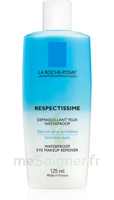 Respectissime Lotion Waterproof Démaquillant Yeux 125ml à AYGUESVIVES