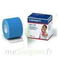Leukotape K Sparadrap Bleu 5cmx5m à AYGUESVIVES