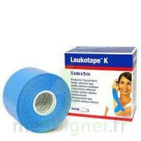 Leukotape K Sparadrap Bleu Ciel 5cmx5m à AYGUESVIVES