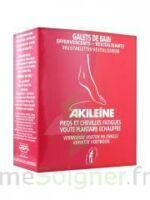 Akileïne Soins Rouges Galet De Bain Revitalisant 6x20g à AYGUESVIVES
