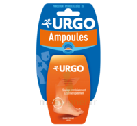 Urgo Ampoule Pansement Seconde Peau Talon B/5 à AYGUESVIVES