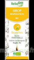 Herbalgem Sirop Bio Respiration 150ml à AYGUESVIVES
