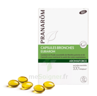 Aromaforce Caps Bronches Bio B/30 à AYGUESVIVES