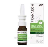 Aromaforce Solution Nasale Dégage Le Nez 15ml à AYGUESVIVES