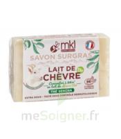 Mkl Savon Lait De Chèvre Bio Thé Sencha 100g à AYGUESVIVES