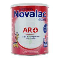 Novalac Expert Ar + 0-6 Mois Lait En Poudre B/800g à AYGUESVIVES