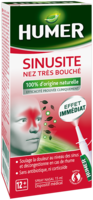 Humer Sinusite Solution nasale Spray/15ml à AYGUESVIVES