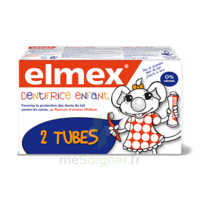 Elmex Duo Dentifrice Enfant, Tube 50 Ml X 2