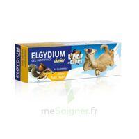 Elgydium Age De Glace Pâte Dentifrice Tutti Frutti Junior 7/12ans 50ml à AYGUESVIVES