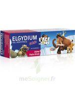 Elgydium Age De Glace Pâte Dentifrice Fraise Givrée Kids 2/6ans 50ml à AYGUESVIVES
