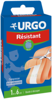 Urgo Résistant Pansement Bande à Découper Antiseptique 6cm*1m à AYGUESVIVES