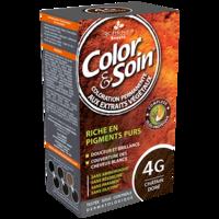 Color&soin Kit Coloration Permanente 4g Châtain Doré à AYGUESVIVES