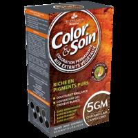 Color&soin Kit Coloration Permanente 5gm Châtain Clair Cappucino à AYGUESVIVES