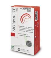 Normalite 1000 Gélules Fatigue B/30 à AYGUESVIVES